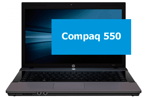 НР Компак 550