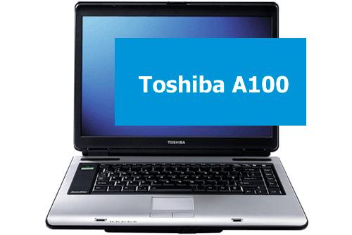 Тошиба Сателит А100