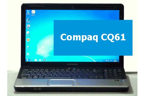 НР Компак CQ61