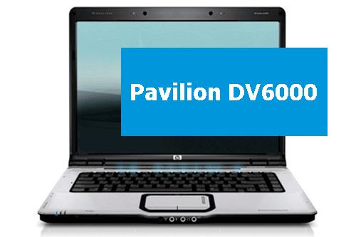 НР Павилион DV6000